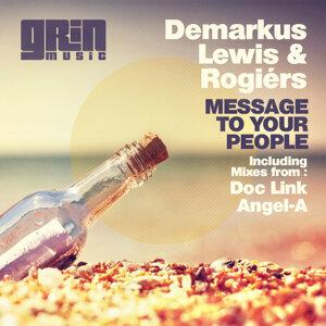 Demarkus Lewis & Rogiers 歌手頭像