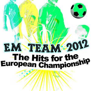 EM Team 2012 歌手頭像