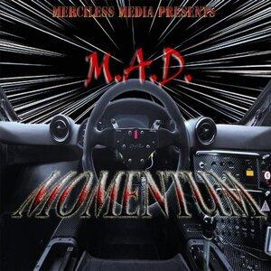 M.A.D. 歌手頭像