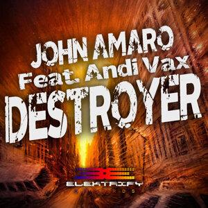 John Amaro & Andi Vax アーティスト写真