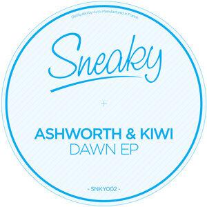 Ashworth & Kiwi アーティスト写真