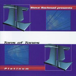 Steve Rachmad presents Tons Of Tones アーティスト写真