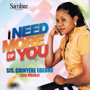 Sis. Chinyere Egeonu 歌手頭像