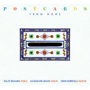 Kuljit Bhamra, Jacqueline Shave, John Parricelli