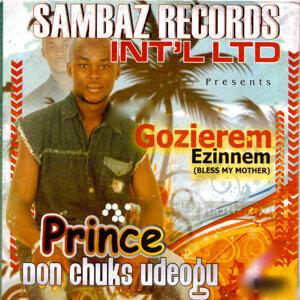 Prince Don Chuks Udeogu 歌手頭像