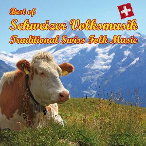Best of Schweizer Volksmusik - Best of Traditional Swiss Folk Music - Kompositionen von Marino Manferdini 歌手頭像