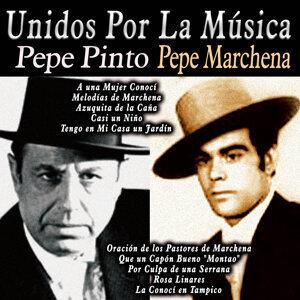 Pepe Pinto|Pepe Marchena アーティスト写真
