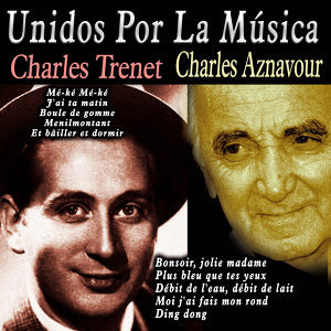 Charles Trenet|Charles Aznavour 歌手頭像