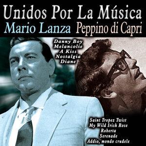 Mario Lanza|Peppino di Capri アーティスト写真
