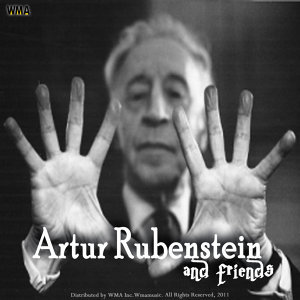 Artur Rubenstein 歌手頭像