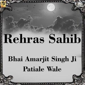 Bhai Amarjit Singh Patiala Wale アーティスト写真