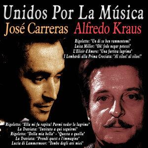 José Carreras|Alfredo Kraus 歌手頭像