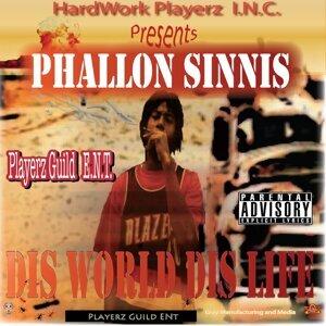 Phallon Sinnis 歌手頭像