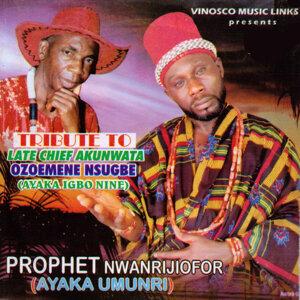 Prophet Nwanrijiofor 歌手頭像