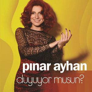 Pınar Ayhan アーティスト写真