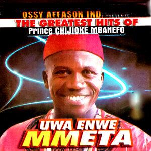 Prince Chijioke Mbanefo 歌手頭像