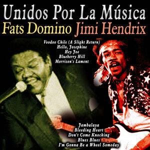 Fats Domino|Jimi Hendrix 歌手頭像
