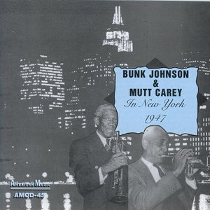 Bunk Johnson and Mutt Carey 歌手頭像