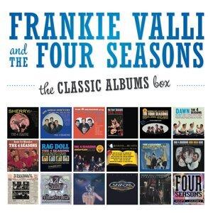 Frankie Valli & The Four Seasons (法蘭基維里與四季合唱團) 歌手頭像