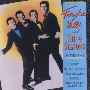 Frankie Valli & The Four Seasons アーティスト写真