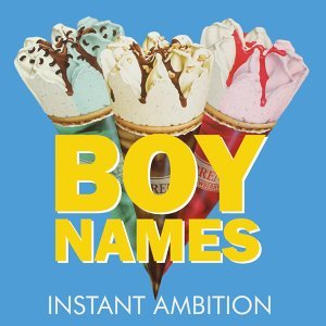 Boy Names 歌手頭像