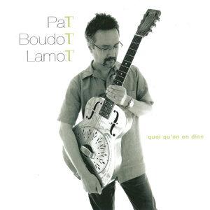 Pat Boudot-Lamot