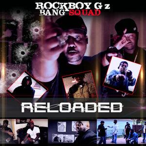 Rockboy G'z Bang Squad 歌手頭像