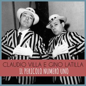Claudio Villa | Gino Latilla アーティスト写真