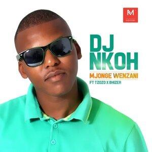 DJ Nkoh アーティスト写真