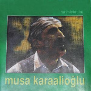 Musa Karaalioğlu アーティスト写真