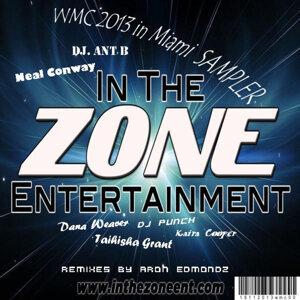 IN THE ZONE WMC in Miami 2013 歌手頭像