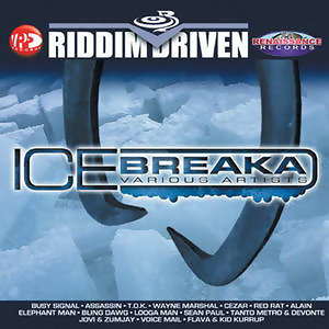 Riddim Driven: Ice Breaka アーティスト写真