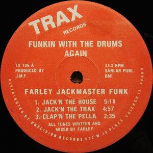 "Farley ""Jackmaster"" Funk 歌手頭像"