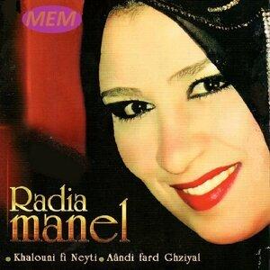 Radia Manel 歌手頭像