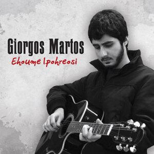 Giorgos Martos 歌手頭像