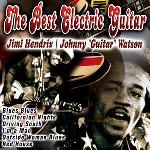 "Jimi Hendrix|Johnny ""Guitar"" Watson 歌手頭像"