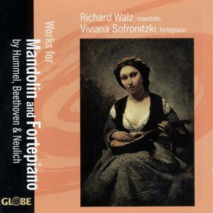 Richard Walz, Viviana Sofronitzki 歌手頭像