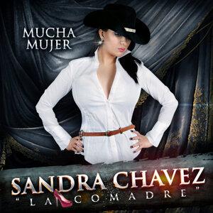 """Sandra Chavez """"La Comadre"""" 歌手頭像"""