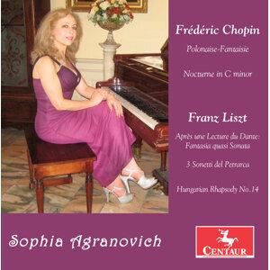 Sophia Agranovich 歌手頭像