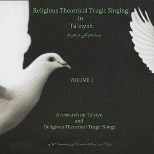 Ardeshir Salehpour 歌手頭像