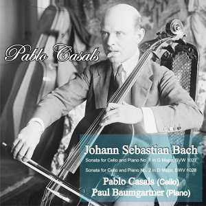 Pablo Casals & Paul Baumgartner 歌手頭像