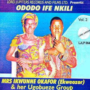 Mrs Ikwunne Okafor and Her Ugobueze Group 歌手頭像