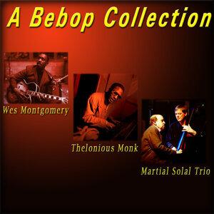 Thelonious Monk Quartet|Martial Solal Trio|Wes Montgomery アーティスト写真