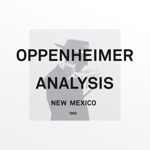 Oppenheimer Analysis 歌手頭像
