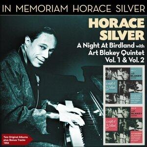 Horace Silver, Art Blakey Quintet, Horace Silver Quintet 歌手頭像