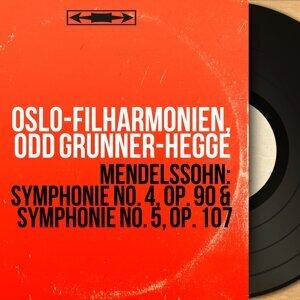 Oslo-Filharmonien, Odd Grunner-Hegge 歌手頭像