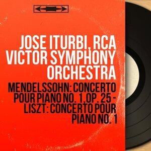 José Iturbi, RCA Victor Symphony Orchestra