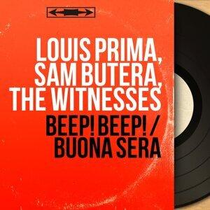 Louis Prima, Sam Butera, The Witnesses アーティスト写真