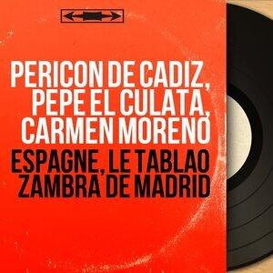 Pericón de Cádiz, Pepe el Culata, Carmen Moreno 歌手頭像