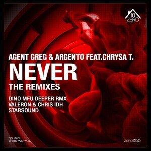 Agent Greg, Argento アーティスト写真